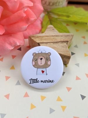 Badge Little marine