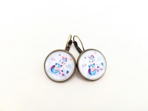 earrings Licorn 3