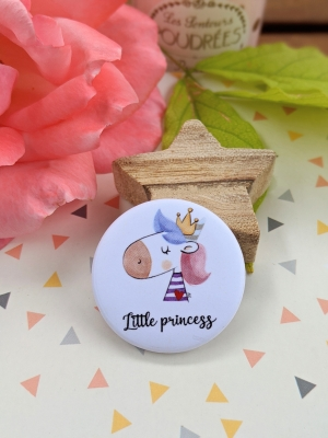 Badge Little princess